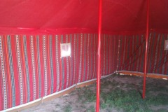 Traditional Tents - Pakistani